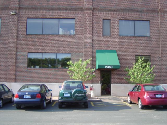 2380 Wycliff North Entrance
