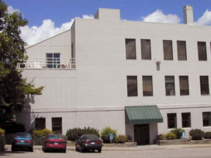 970 Raymond -  Three story office building has great parking, lots of windows, in south St. Anthony Park area 5 blocks from University.